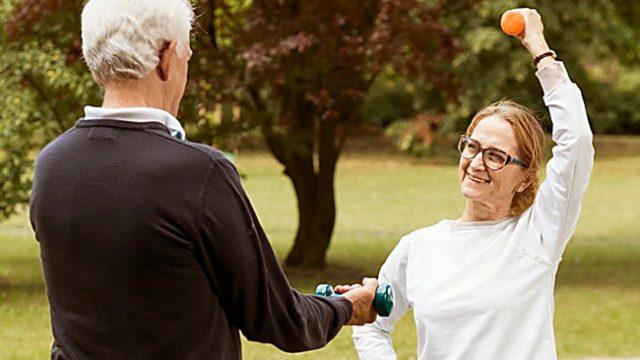 Физическата активност при сърдечносъдови проблеми