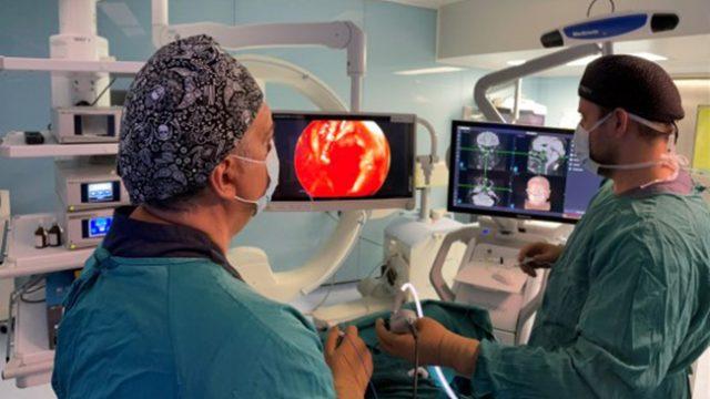 Невронавигацията – модерна технология за мозъчни операции