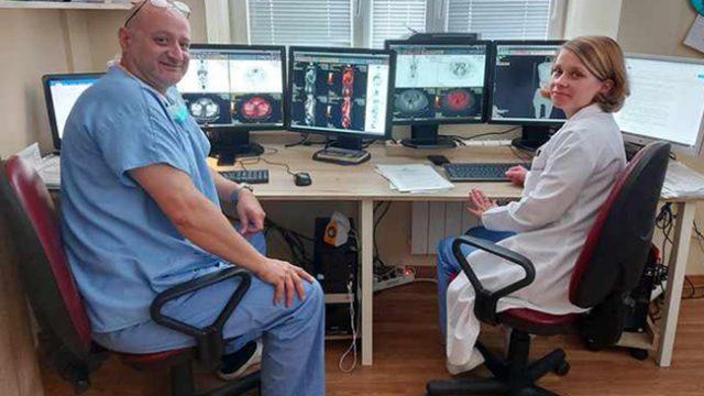 Модерно изследване за рак в Александровска болница