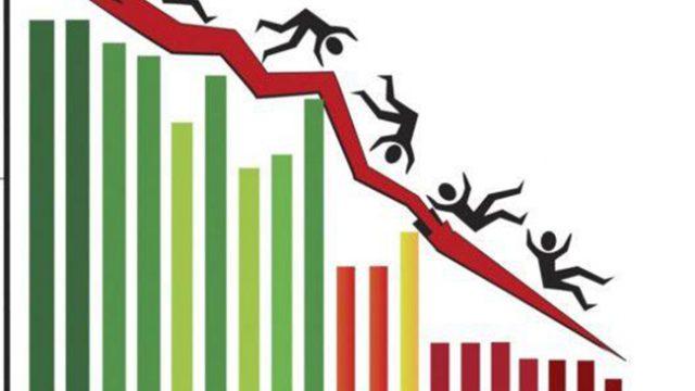 Икономиката се срина с повече от очакваното