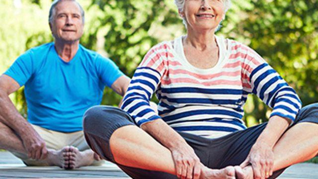 Може ли йога да повлияе хипертонията